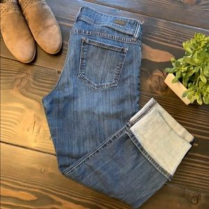 Kut from the Kloth Crop Jeans